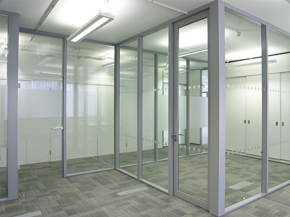 Glass Partition 2